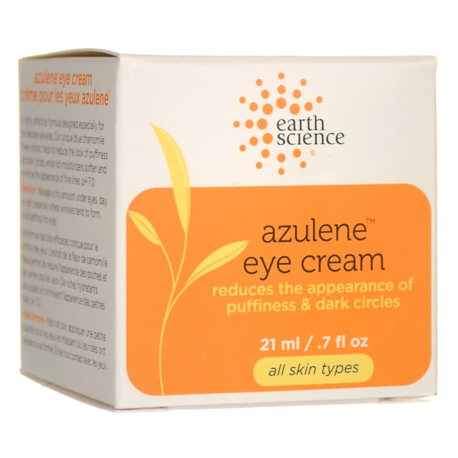 Earth ScienceAzulene Eye Cream