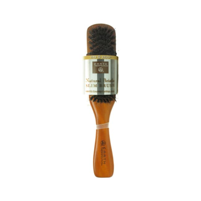 Earth TherapeuticsNatural Bristle Slim Brush