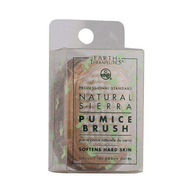 Earth Therapeutics Natural Sierra Pumice Brush