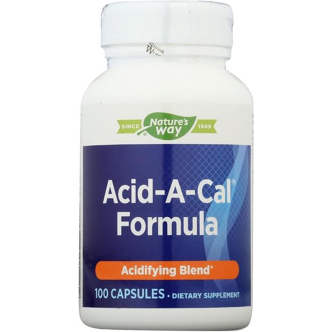Enzymatic Therapy Acid-A-Cal Formula