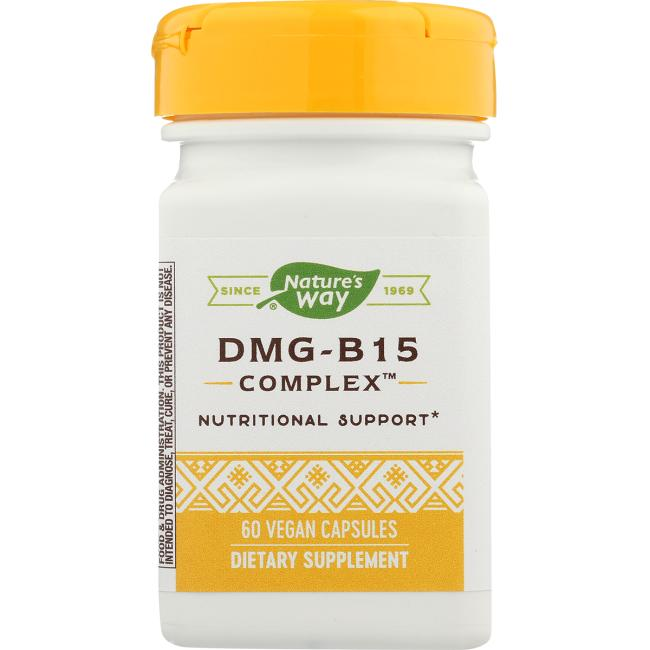 Enzymatic Therapy DMG-B15 Complex