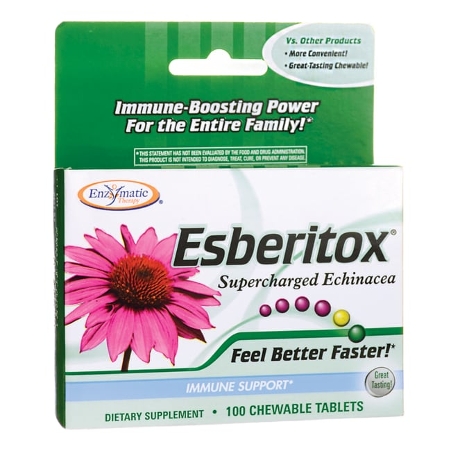 Enzymatic TherapyEsberitox