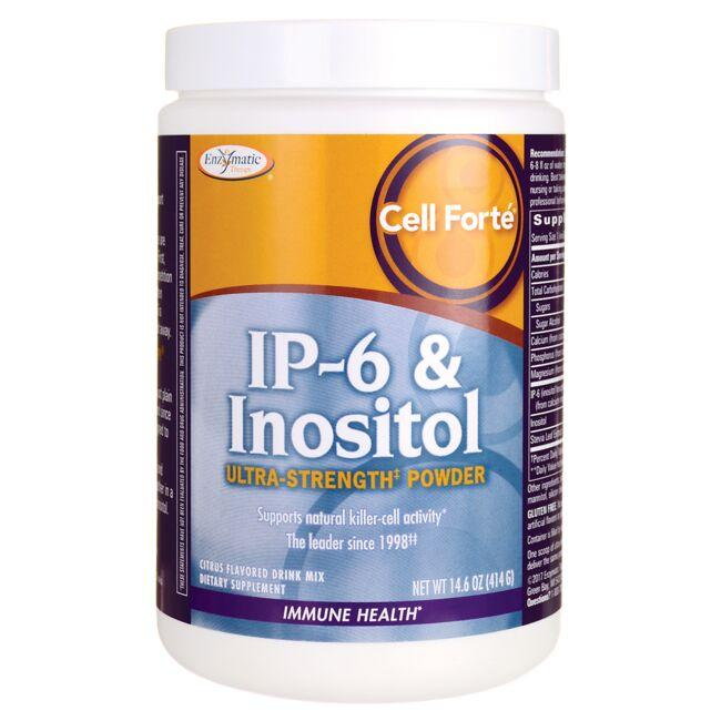 Enzymatic TherapyCell Forte IP-6 & Inositol - Citrus