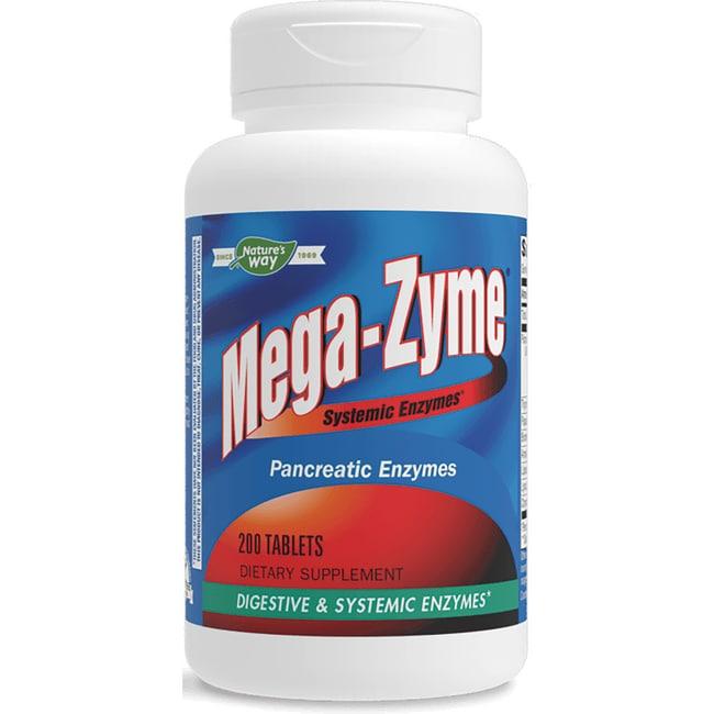 Enzymatic Therapy Mega-Zyme