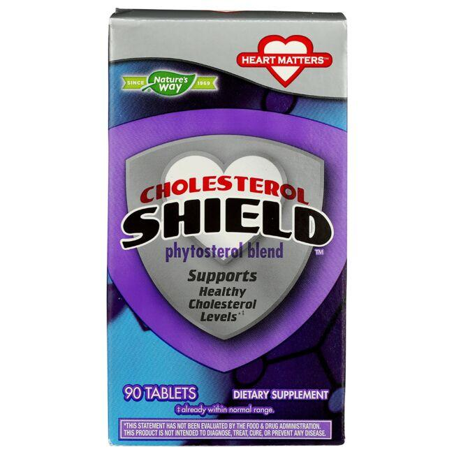 Enzymatic Therapy Cholesterol Shield