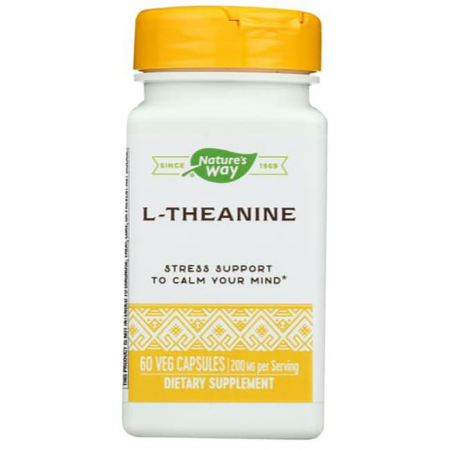 Enzymatic TherapyL-Theanine