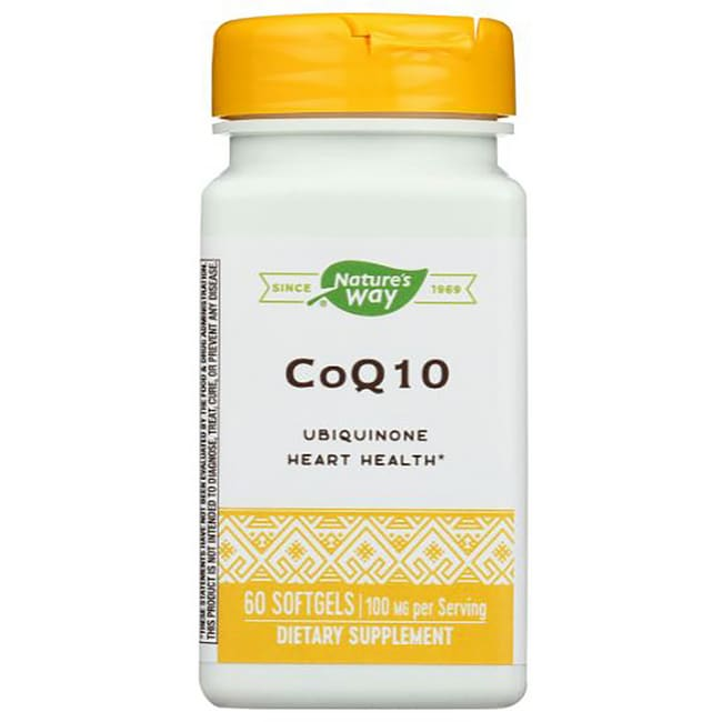 Enzymatic TherapyCoQ10
