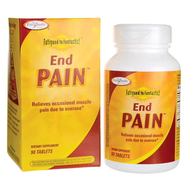 Enzymatic TherapyFatigued to Fantastic! End Pain