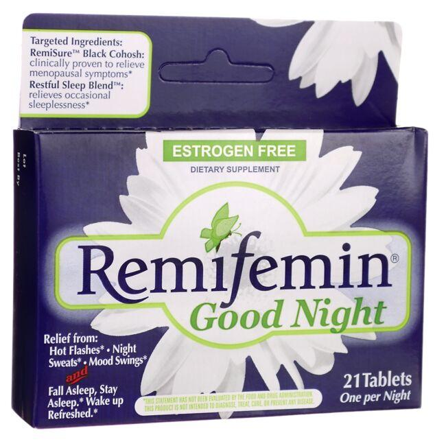 Enzymatic Therapy Remifemin Good Night