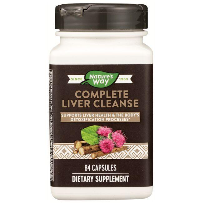 Nature's Way Complete Liver Cleanse
