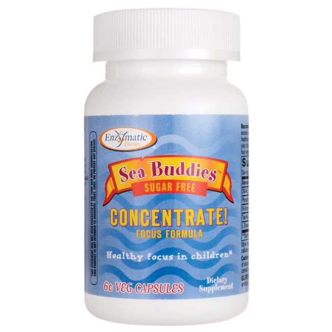 Enzymatic Therapy Sea Buddies Concentrate Sugar Free