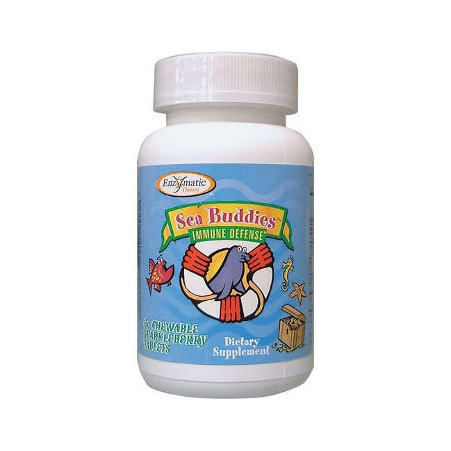 Enzymatic Therapy Sea Buddies Immune Defense - Sparkleberry