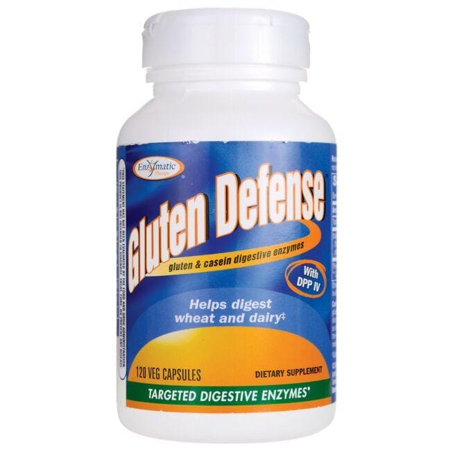 Enzymatic Therapy Gluten Defense