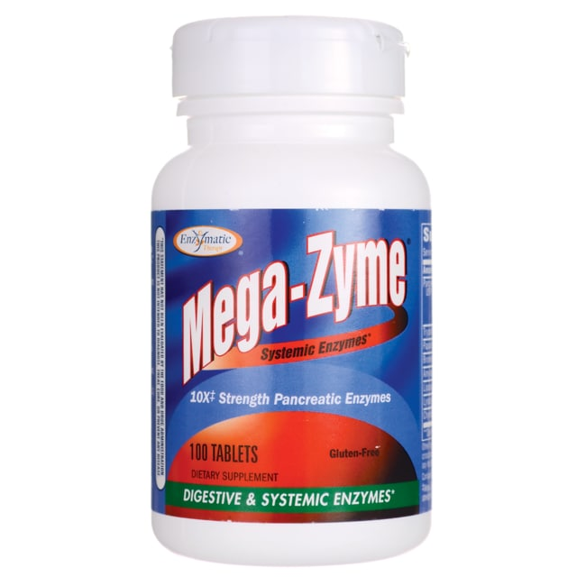 Enzymatic TherapyMega-Zyme