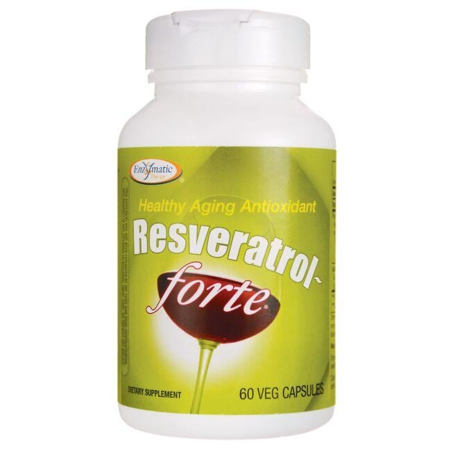 Enzymatic TherapyResveratrol Forte