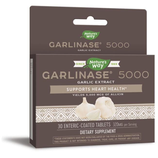 Nature's Way Garlinase 5000