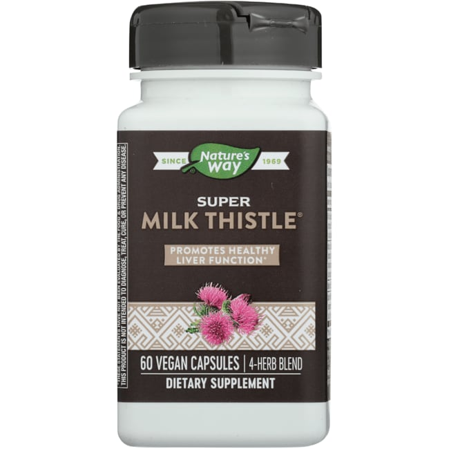 Enzymatic TherapySuper Milk Thistle