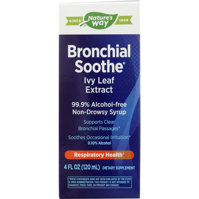 Enzymatic Therapy Bronchial Soothe