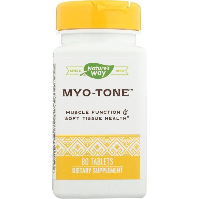 Enzymatic Therapy Myo-Tone
