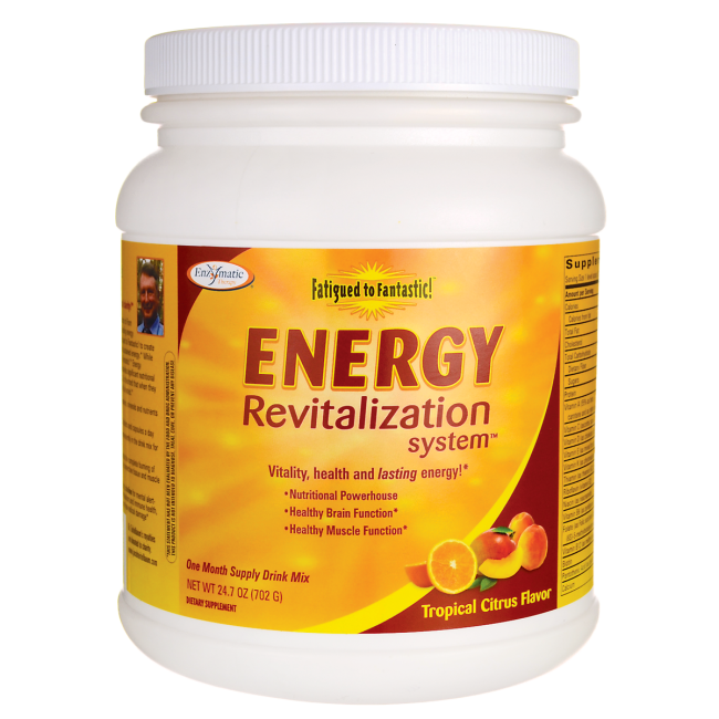 Enzymatic TherapyEnergy Revitalization System Tropical Citrus
