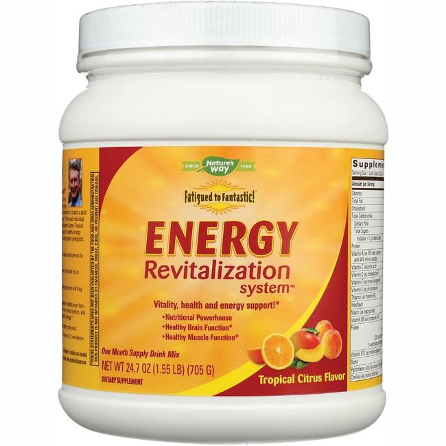 Enzymatic TherapyEnergy Revitalization System Tropical Citrus