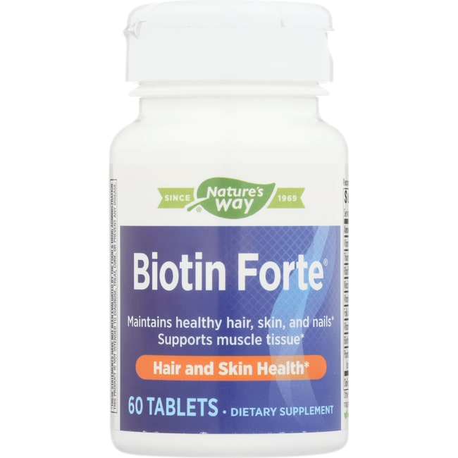 Enzymatic Therapy Biotin Forte Extra Strength