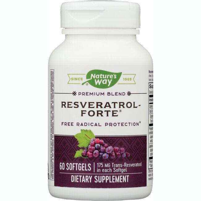 Enzymatic TherapyResveratrol-forte