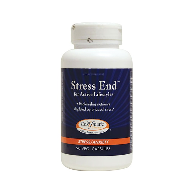 Enzymatic Therapy Stress End