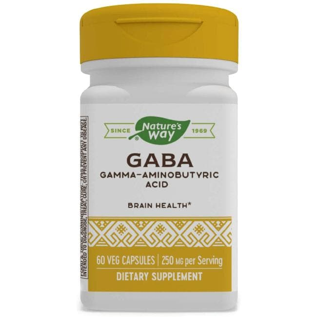Enzymatic Therapy GABA