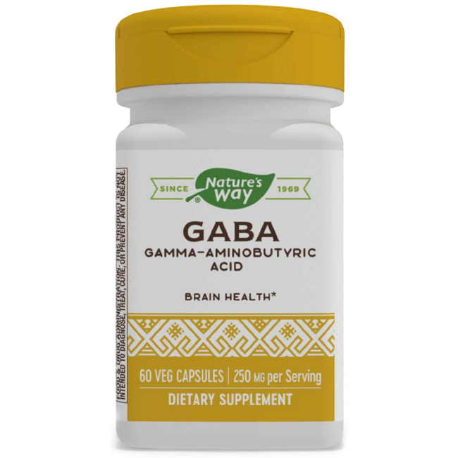 Enzymatic Therapy GABA