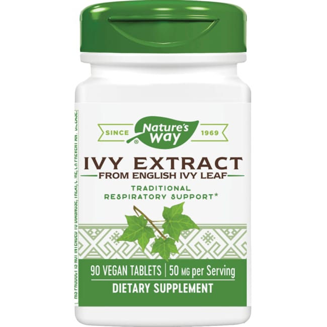 Enzymatic Therapy Ivy Extract