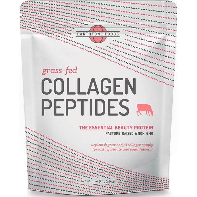 Earthtone FoodsGrass-Fed Collagen Peptides