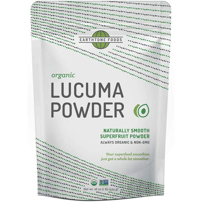 Earthtone Foods Organic Lucuma Powder