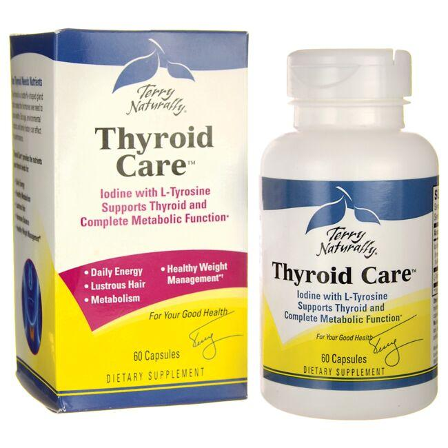 EuroPharma Terry Naturally Thyroid Care