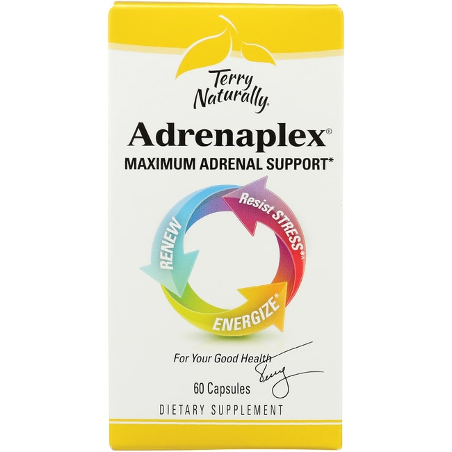 EuroPharmaTerry Naturally Adrenaplex