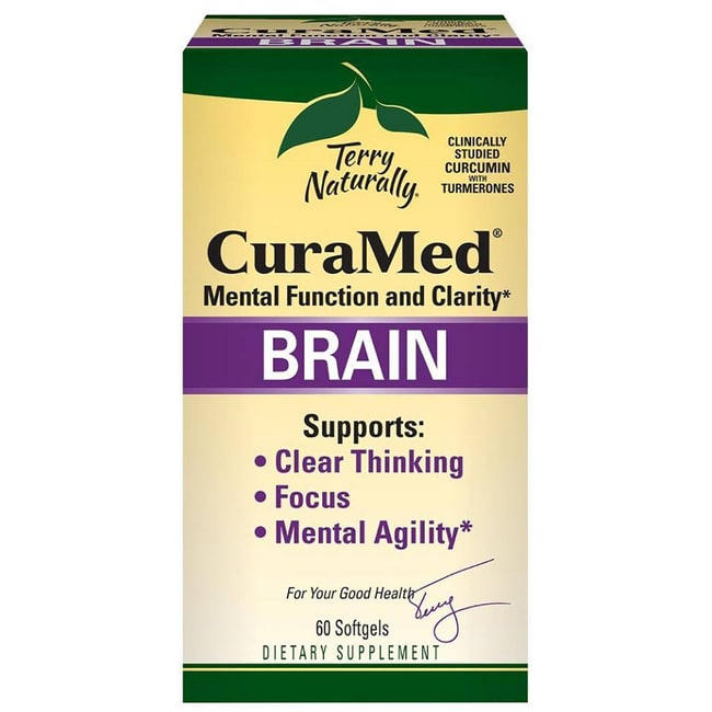 EuroPharmaTerry Naturally CuraMed Brain