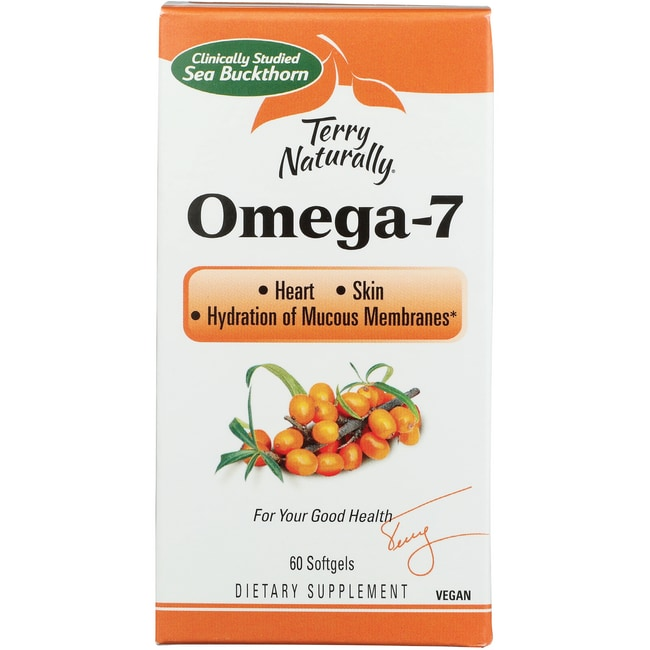 EuroPharmaTerry Naturally Omega-7