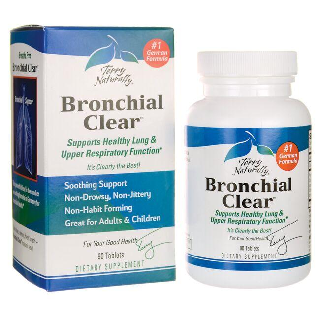 EuroPharma Terry Naturally Bronchial Clear