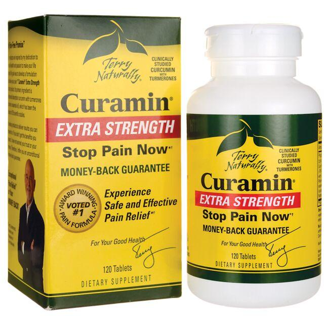 EuroPharma Terry Naturally Curamin Extra Strength