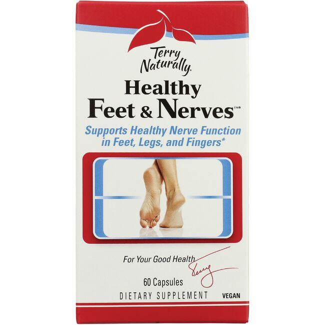 EuroPharma Terry Naturally Healthy Feet & Nerves