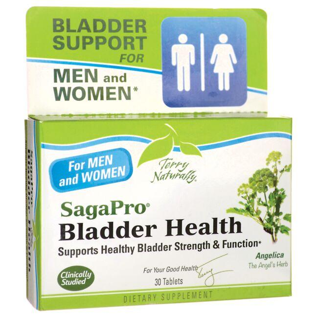 EuroPharmaTerry Naturally SagaPro Bladder Health