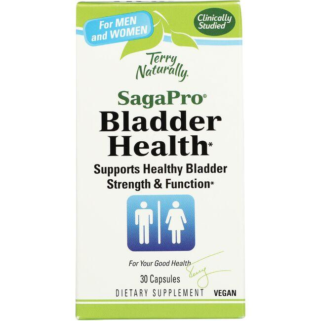EuroPharma Terry Naturally SagaPro Bladder Health