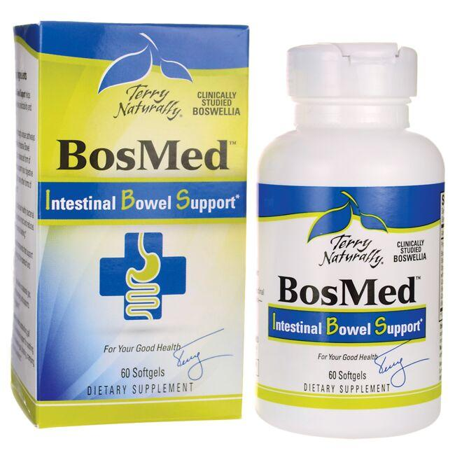 EuroPharma Terry Naturally BosMed Intestinal Bowel Support