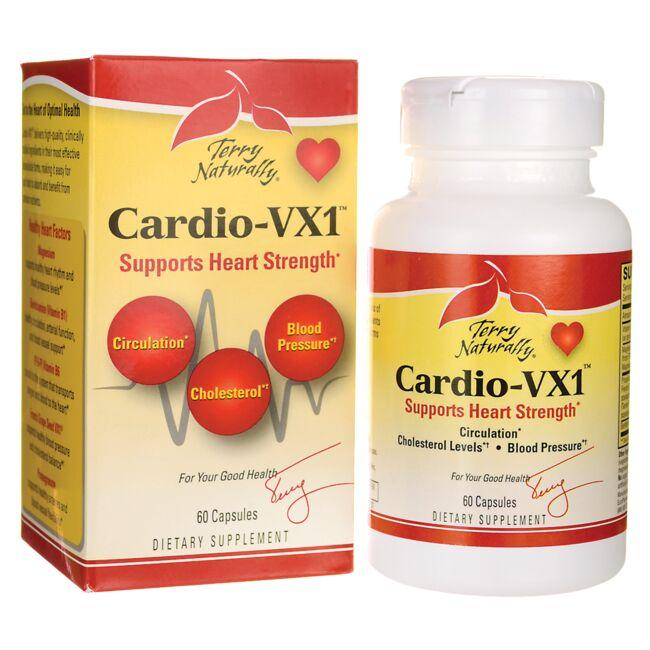 EuroPharma Terry Naturally Cardio-VX1