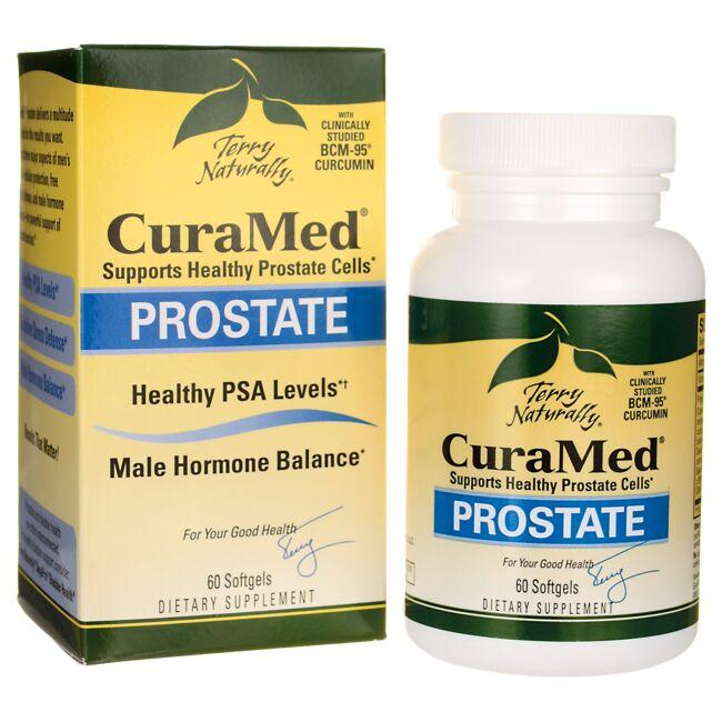 EuroPharma Terry Naturally CuraMed Prostate