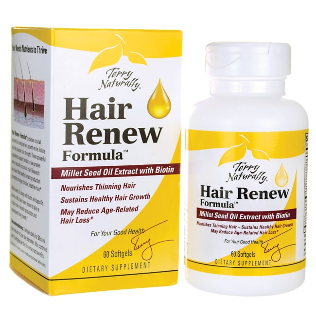 EuroPharmaTerry Naturally Hair Renew Formula