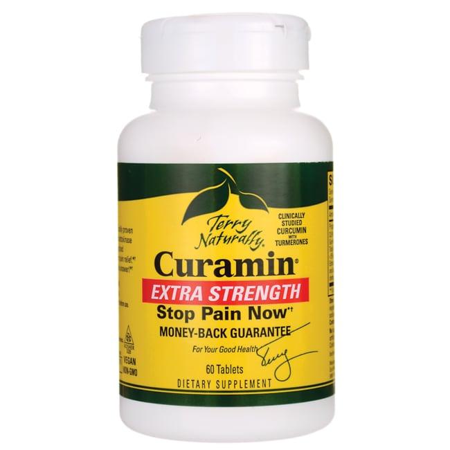 EuroPharmaTerry Naturally Curamin Extra Strength