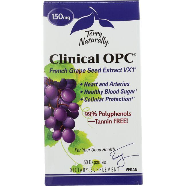 EuroPharma Terry Naturally Clinical OPC