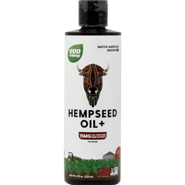 Evo Hemp Hemp Seed Oil +