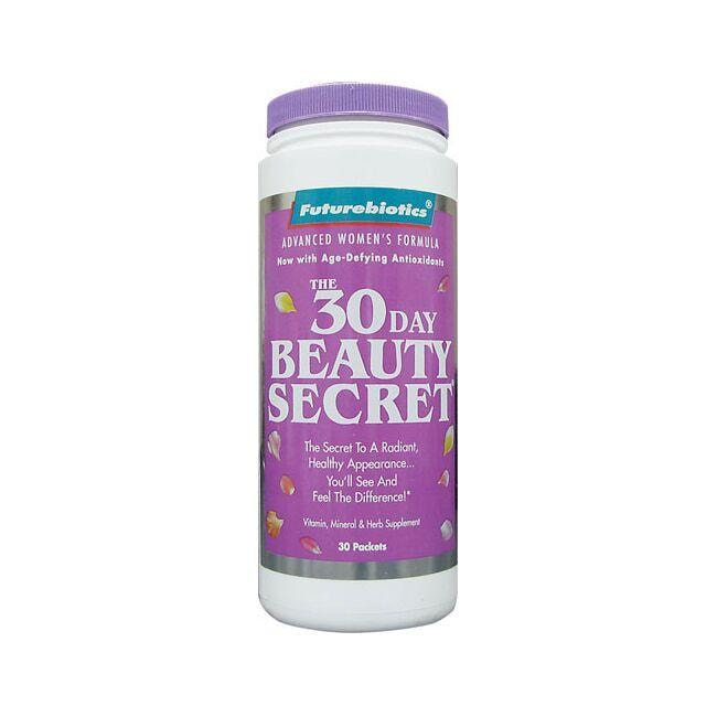 Futurebiotics30 Day Beauty Secret